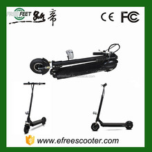 350w electric lithium battery powered self balance folding electric motorcycle