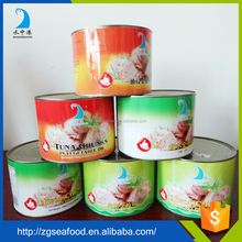 HALAL approved canned tuna chunks