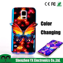 3D TPU fancy cell phone cover case for samsung galaxy s5