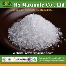top grade fertilizer for agriculture use magnesium sulfate heptahydrate