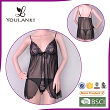 Comfortable Hot Girl Matching G-String Wholesale Lingerie Cn