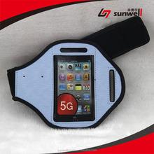 MP3 Armband Sport Armband Case with Earphone Hole & Key Pocket