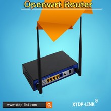 128MB RAM 16MB flash 300mbps mt7620a chipset wireless openwrt router for public wifi hotspot