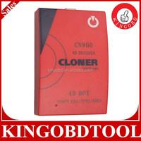 DHL Free CN900 4D Decoder Directly Copy 4D Transponder Chips 4D Cloner Box Auto Key Programmer 4D Decoder Box