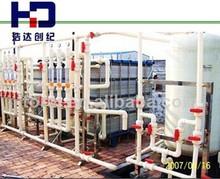 agua de mar deslination por sistema de ósmosis inversa de tratamiento de agua