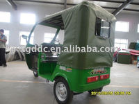 Electric 3 wheel car trike