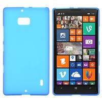 Soft Hand Feeling Soild Color TPU Mobile Phone Case For Nokia Lumia 930