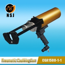 Hand Hold Two Component Pneumatic Spray Caulking Gun In Industry