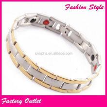 Alibaba china latest magnetic healthy bracelet golf