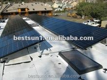 solar home light system kit 150w
