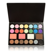 Cosmetic pallets 21color eyeshadow&2 color blush& 2 color concealer