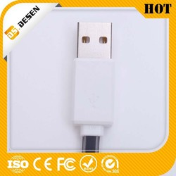 DESEN Factory Price And Best Selling Data Cable Usb Charge Only Cable