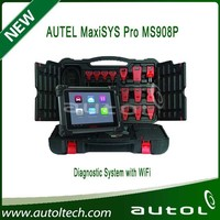 2015 New Tablet PC with Key programming Function Autel MaxiSys Pro MS908P Powerful Diagnostic Scanner