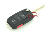 Car Remote key 3button with panic HU66 315mHZ for VW Passat 1JO 959 753 T remote key