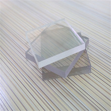 solar panel / polycarbonate transparent roofing sheet/ raw material