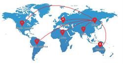 Door to door cargo services China to Pakistan