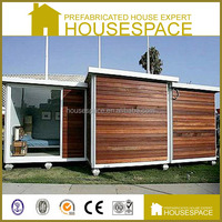 Demountable Recycled Sandwich Panel Cheap Wooden Cabin House