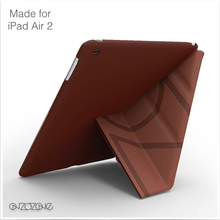 New design cute tablet cover for iPad Air 2 leather case