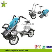 """Unique Design Baby Carrier Baby Bike Stroller 16"""" Wheel"""