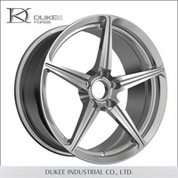 Oem forged high quality hot selling forged wheel blank car rims