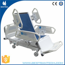 BT-AE029 8-Function refurbished fully hospital bed electric care beds