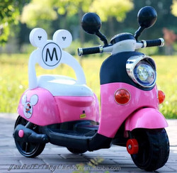 Factory directly sale latest mini electric kids motorcycle for baby