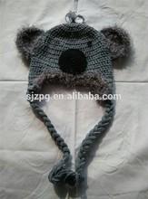bebé tejer sombreros gorro