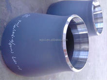 Carbon steel butt welded pipe fittings cap / Tee / Elbow / Reducer
