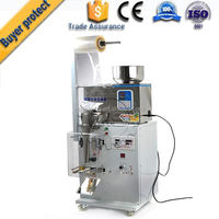 Auomatic filter paper tea bag packing machine with string and tag In European