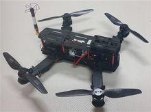 RC model DIY type mini FPV Quadcopter Frame