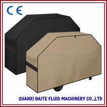 300d/420d/600d pvc quality bbq cover waterproof grill cover bbq cover patio at factory price