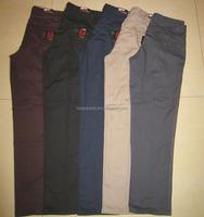 USA order leftover stock branded pants for men