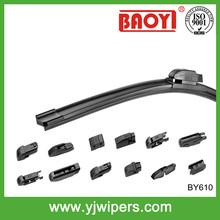 peugeot soft windshield wiper blade for uniform pressure