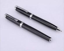 Branded exported metal deluxe ballpoint pen