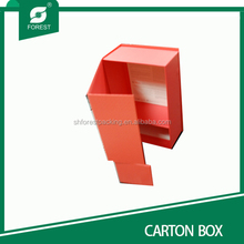 Hard cardboard hair corrugated cartons hair cartons