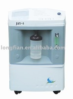 Oxy-life oxygen concentrator with light weight and smaller size