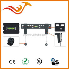 Fixed ultra slim support for 23-46 inches LED/LCD/Plasma TV sets