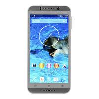 2015 Guangdong factory supply original OEM/ODM 4G dual sim card 3-sim android phone