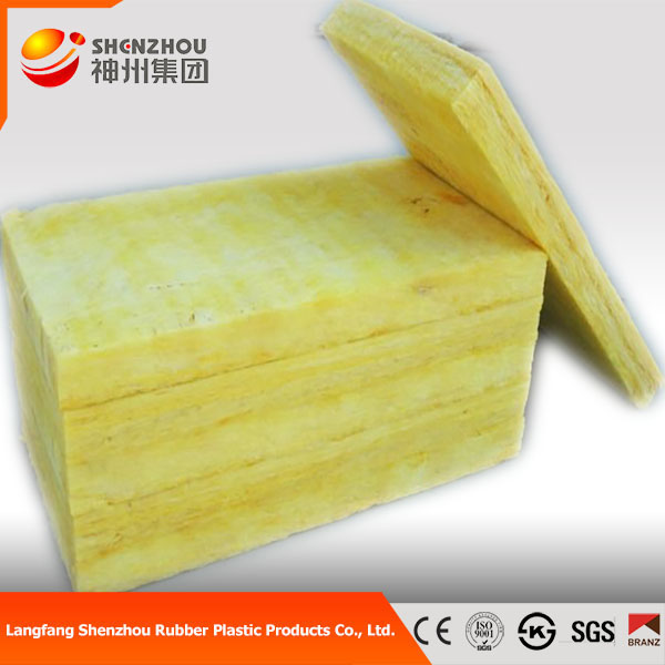 composite fire door glass wool heat resistant fiberglass
