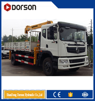2015 Durable Working Function Log Trucks with Loaders for Sale