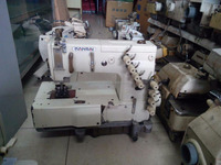 USED KANSAI SPECIAL 1508/1404/1408/1412 second hand sewing machine with good condition