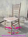 Duradero silla tiffany de madera, de silla tiffany, silla de chiavari