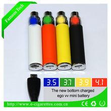 Famoustech rhinestone ego battery no flame e-cigarette