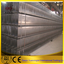Q195 ERW carbon square pipe as building material