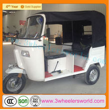 150cc, 175cc CNG/GAS Bajaj Three Wheeler Tuk Tuk Bajaj India For Sale