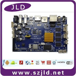 High quality android development board PCBA circuit board android motherboard pcb assembly for digital signage