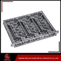 Hot sale factory directly custom aluminum die casting parts for motorcycle engine housing