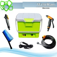 (7150) 16L tank competitive portable battery powered hand water pressure washer