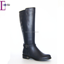 Thigh high knee l faux leather cheap winter boots