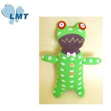 LMT-WZWW-204 Factory outlet frog soft dolls for babies